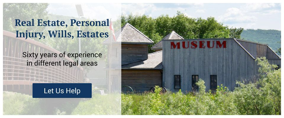 Real Estate, Personal Injury, Wills, Estates - museum